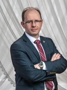 Dr hab. Błażej Kmieciak - Pełnomocnik ds. OzN