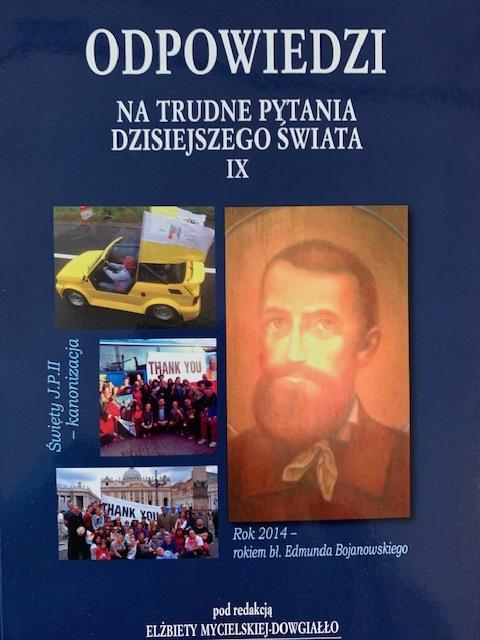 Konwersatoria roku akademickiego 2013/14